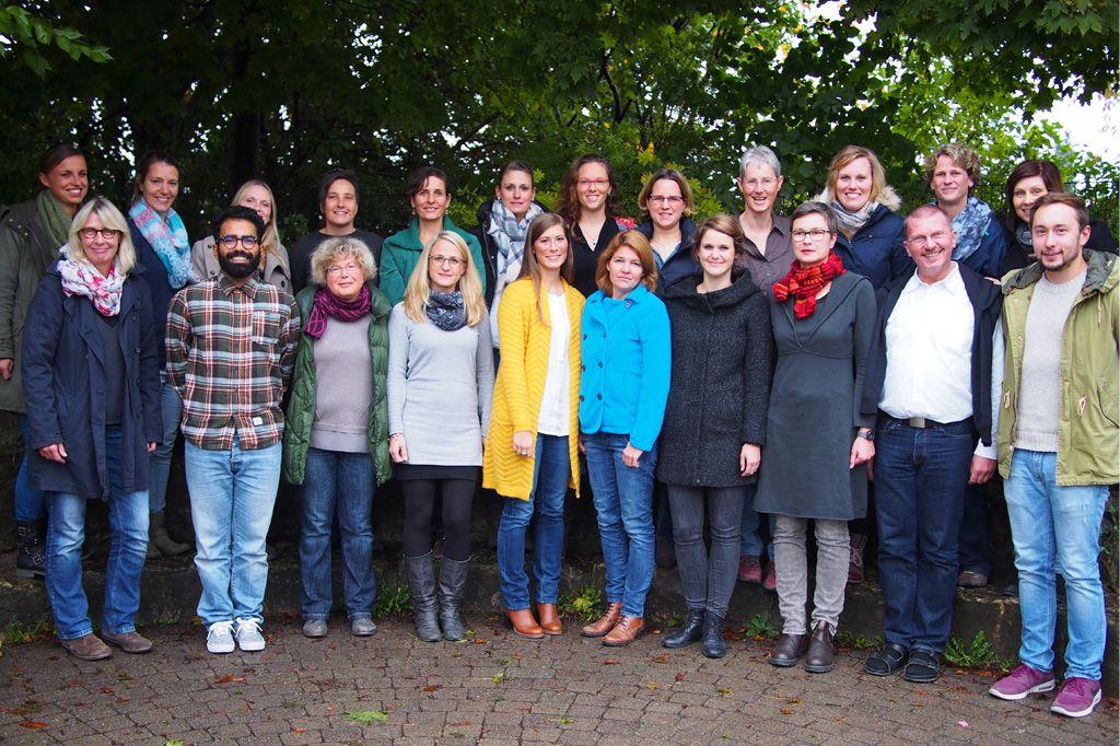 Kollegium GGS im Kirchfeld 2015/16